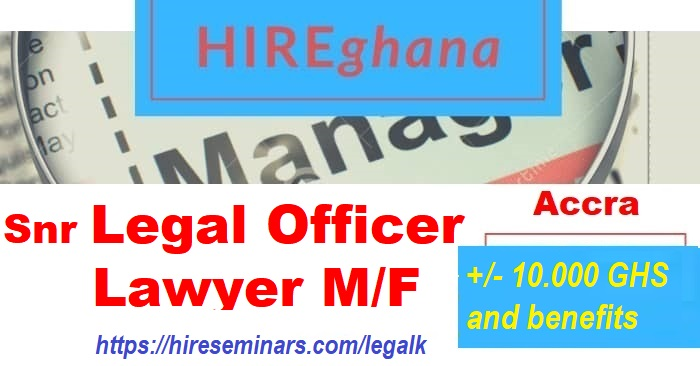 Accra legal or lawyer